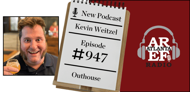 AREF Kevin Weitzel with Outhouse