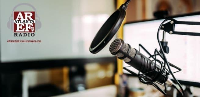 Atlanta Real Estate Forum Radio Header Image