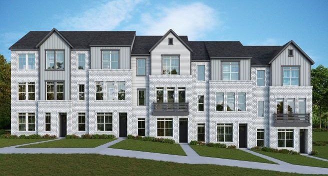 Sandy Spring's Ellison Park from Central Living by David Weekley Homes