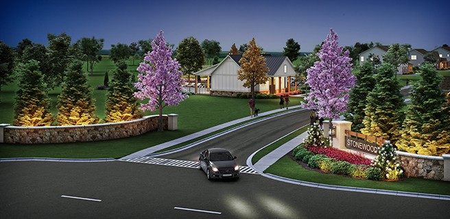 SR Homes Releases Home Designs for New Watkinsville Community