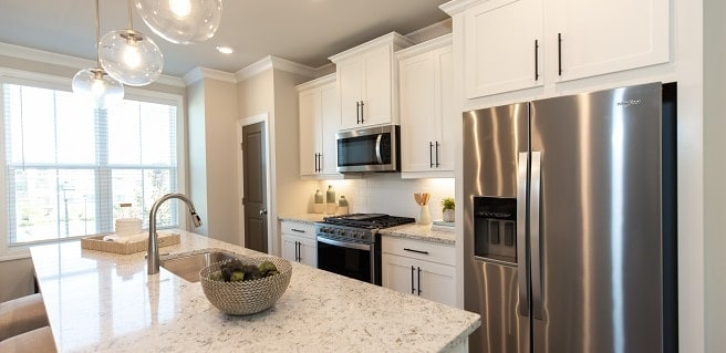 The Providence Group Opens Decorated Model at New Duluth Community