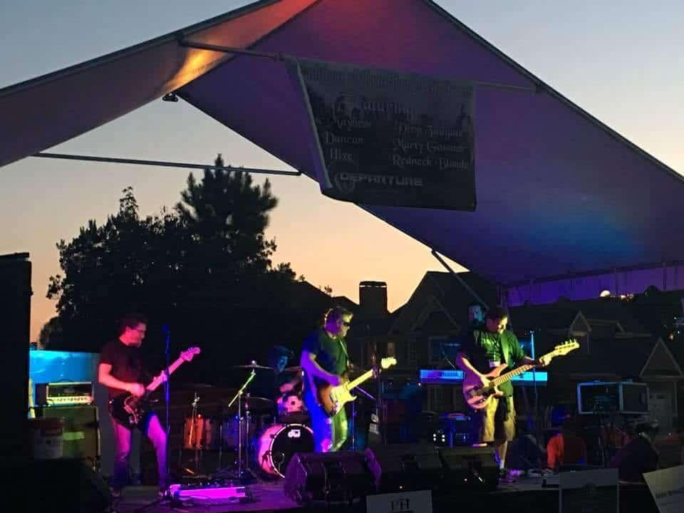 Sheila Fest Bands