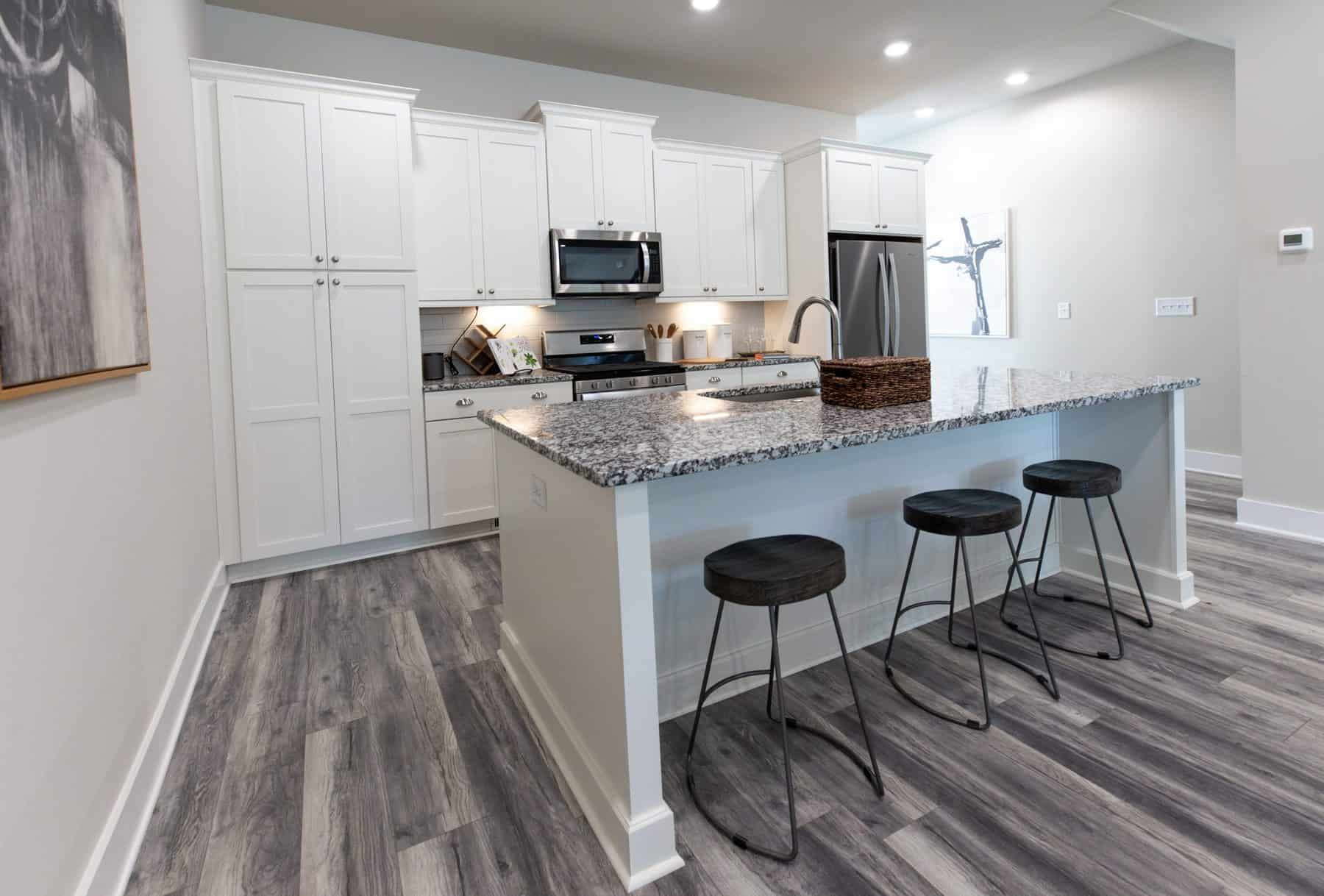 Highland Model Townhomes at North Decatur The Providence Group