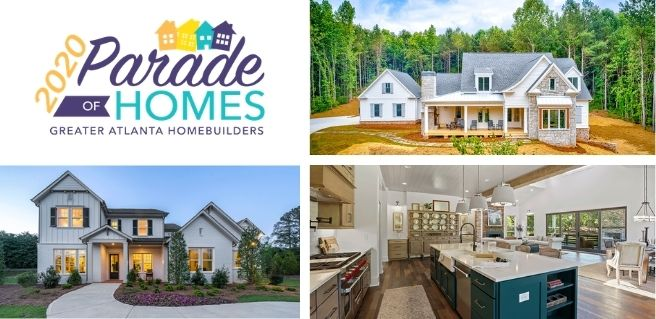 2020 Parade of Homes People's Choice Awards Winners