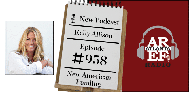 Kelly Allison in New American Funding