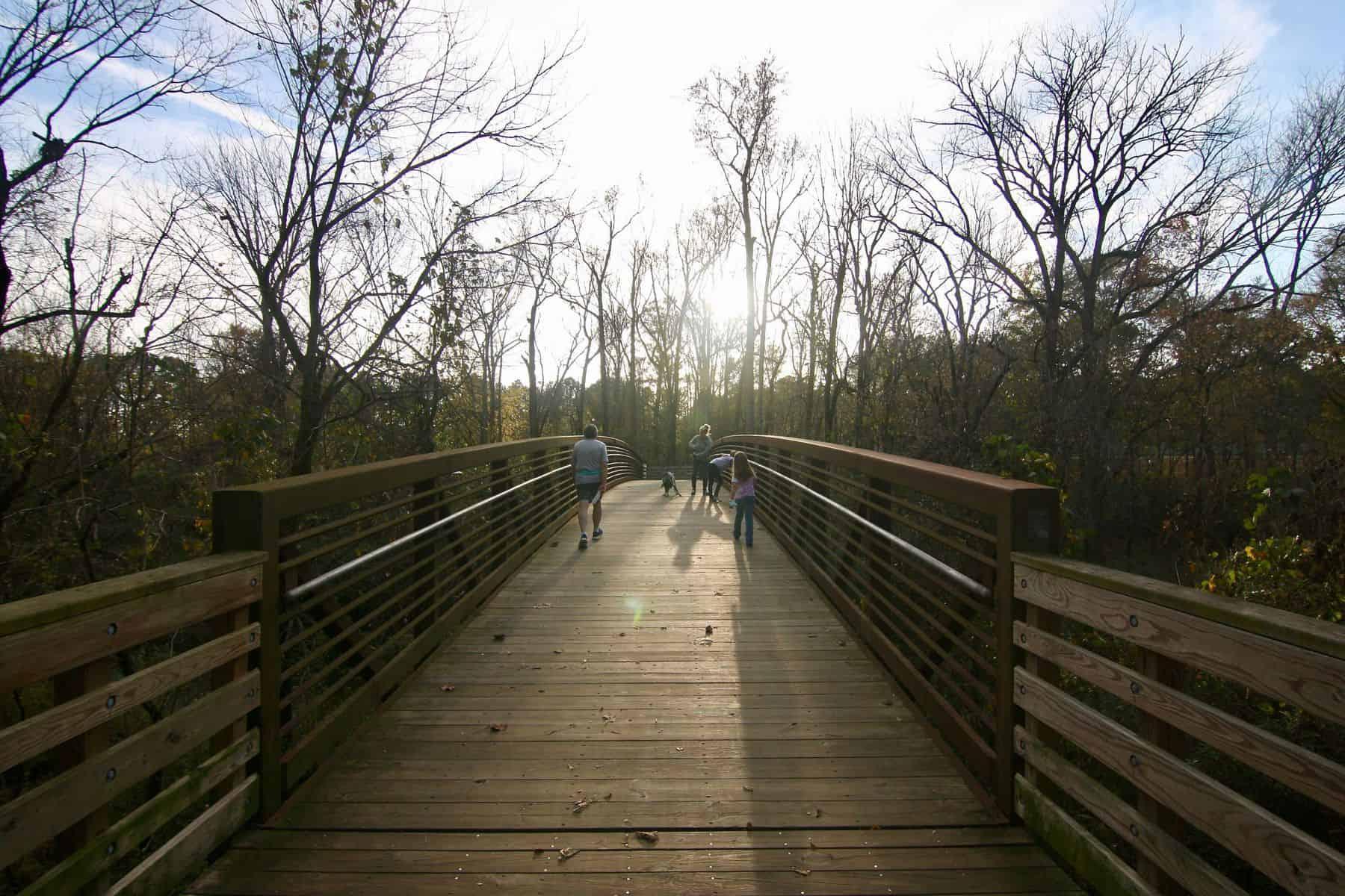 Noonday Creek Trail Bridge