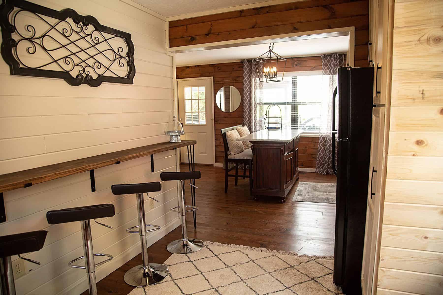 Rustic Interior North Georgia Rental Cottages