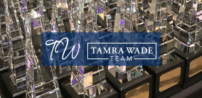Tamra Wade Team OBIE Awards