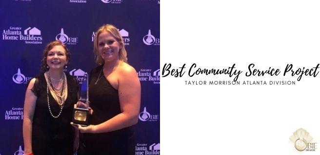 Taylor Morrison Best Community Service Project