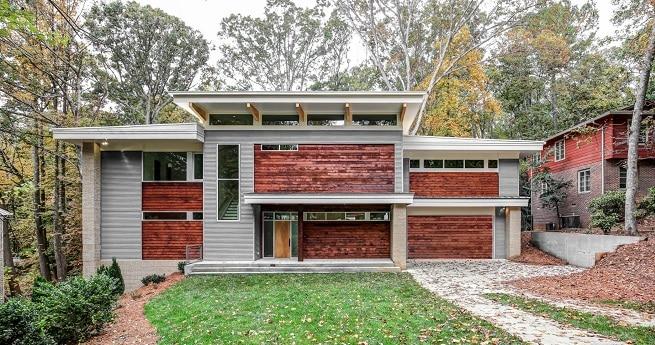 Custom New Construction Home in Atlanta