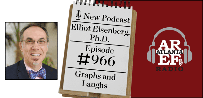 Elliot Eisenberg, Ph.D. with Graphs and Laughs AREF
