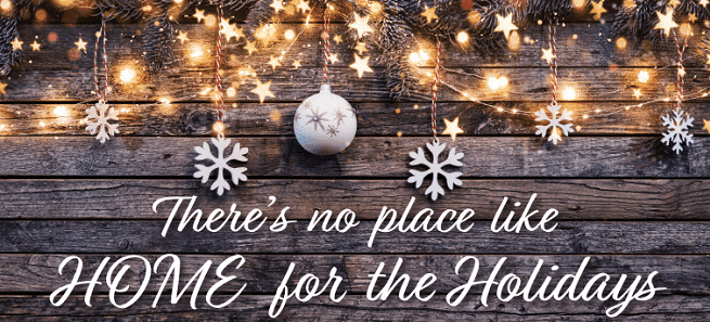 metro Atlanta home builder's homes ready for the holiday