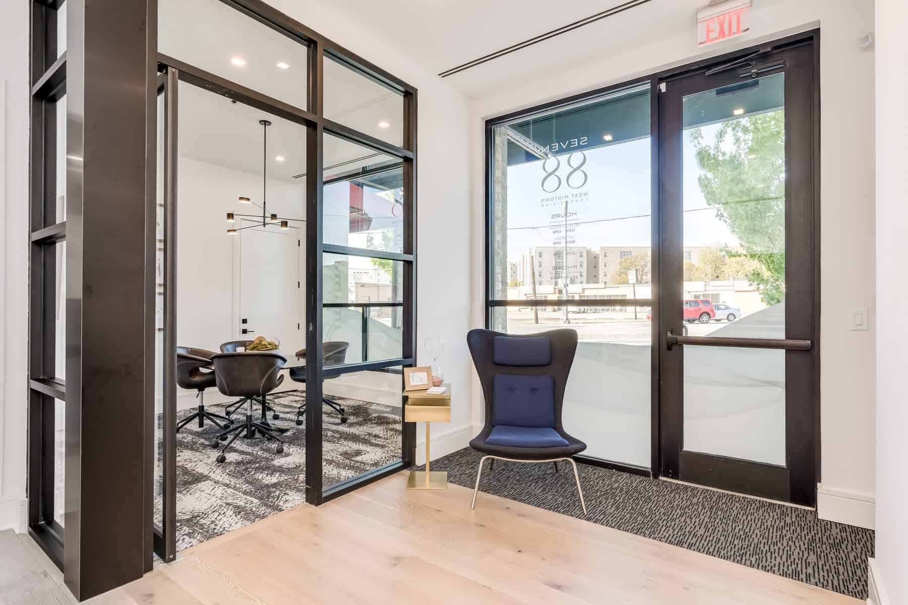Crosby Design Group Wins OBIE for Seven88 West Midtown Sales Center