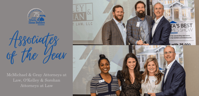 GAHBA Associates of the Year Award