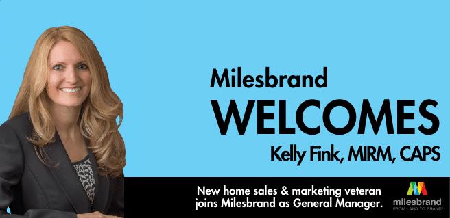 Milesbrand Welcomes Kelly Fink
