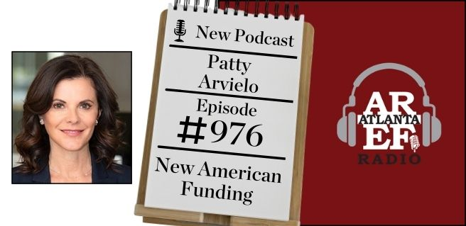 Patty Arvielo with New American Funding
