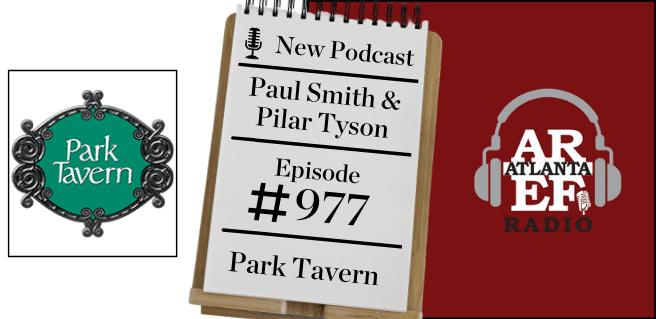 Paul Smith & Pilar Tyson with Park Tavern