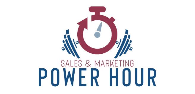 Free Sales & Marketing Power Hour Webinar Series
