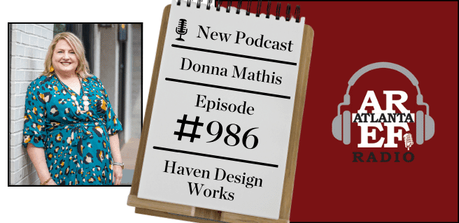 Donna Mathis with Haven Design Works 2021 Design Trends