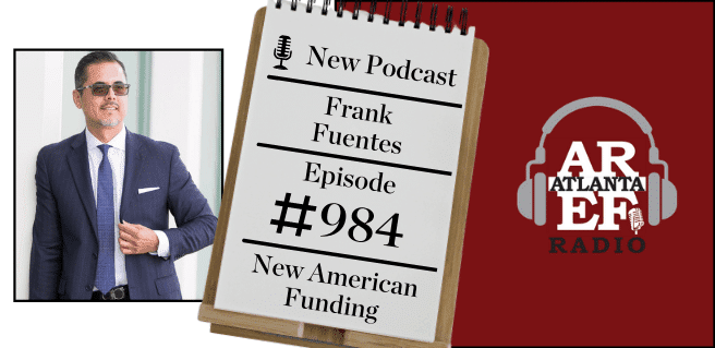 Frank Fuentes with New American Funding