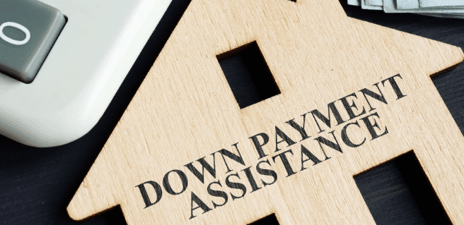 $15,000 Down Payment Assistance