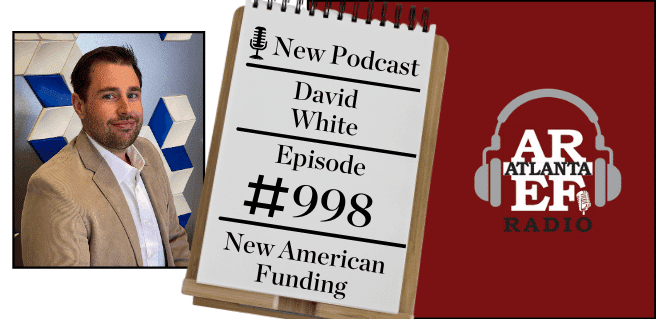 David White with New American Funding Townify