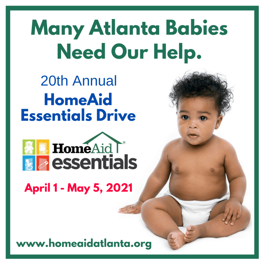 HomeAid Essentials Drive