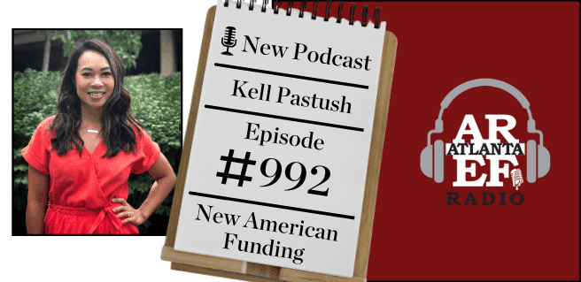 Kell Pastush with New American Funding