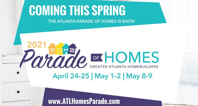 2021 Atlanta Parade of Homes