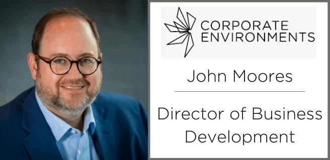 John Moores Corporate Environments