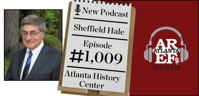 Sheffield Hale with Atlanta History Center