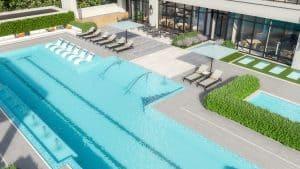 Graydon Buckhead amenity terrace