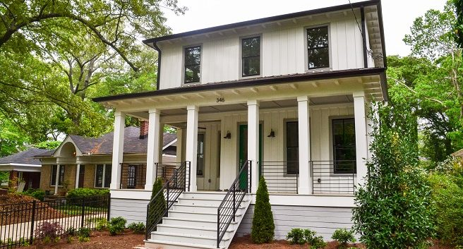 2nd Ave Custom Home in Decatur
