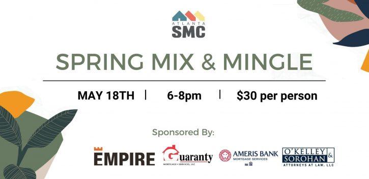 Mix and Mingle with Atlanta SMC at the Empire Design Center
