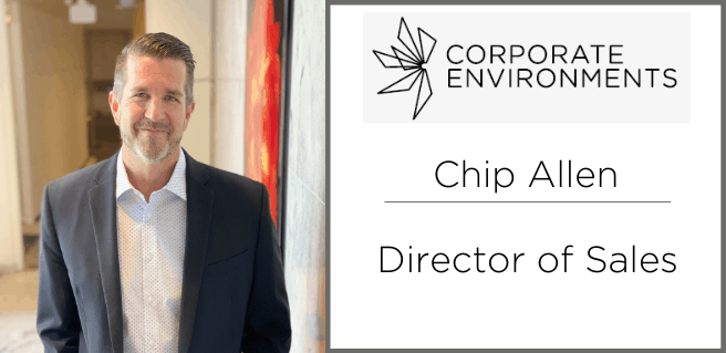 Chip Allen Corporate Environments