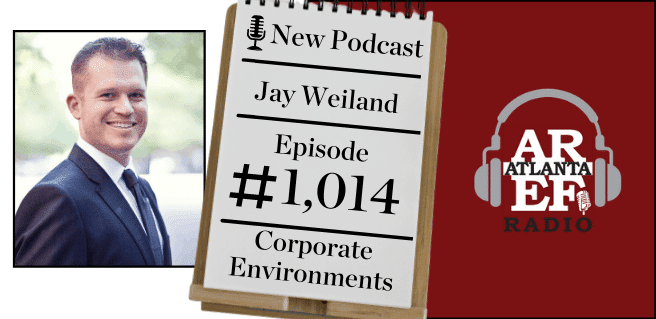 Jay Weiland with Corporate Environments