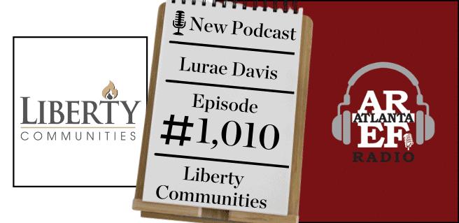 Lurae Davis with Liberty Communities