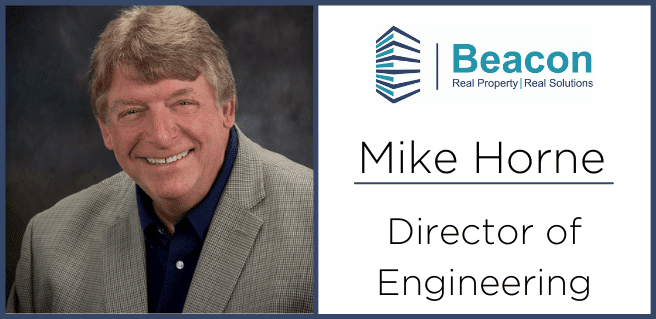 Mike Horne, Director of Engineering for Beacon Management Services
