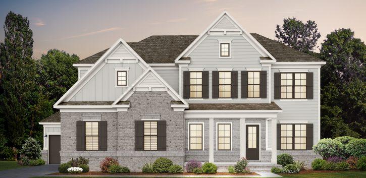 Davidson Homes. Clifton B