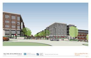 Friday's Plaza development project