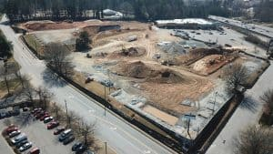 The Village at Tilly Mill Crossing in Friday's Plaza
