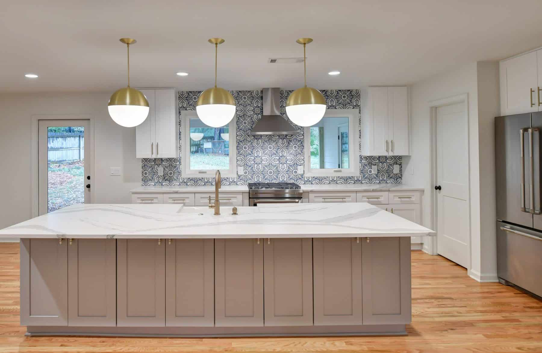 kitchen remodel by level craft construction