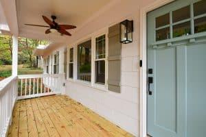 Level Craft Construction porch