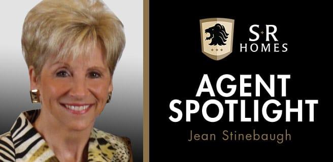 June Agent Spotlight by SR Homes: Jean Stinebaugh