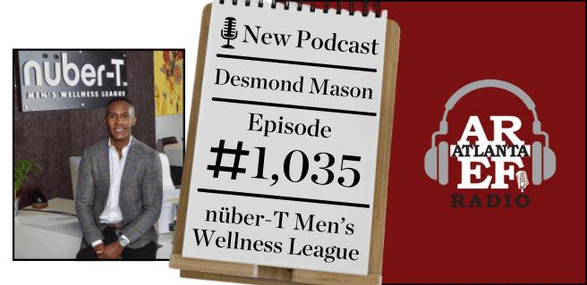 Desmond Mason with nüber-T