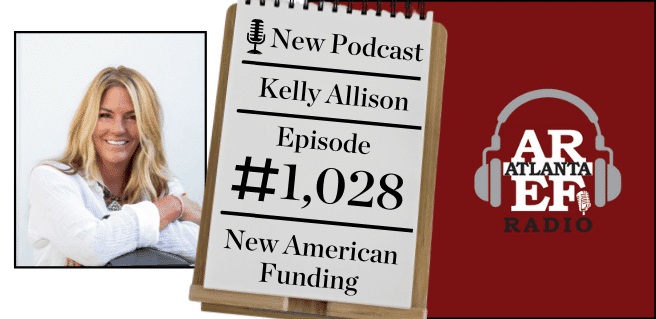 Kelly Allison with New American Funding