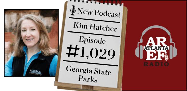 Kim Hatcher with GA State Parks