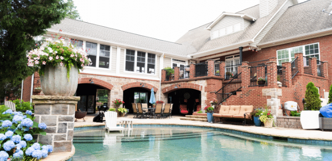 Top Outdoor Living Features from Womack Custom Homes