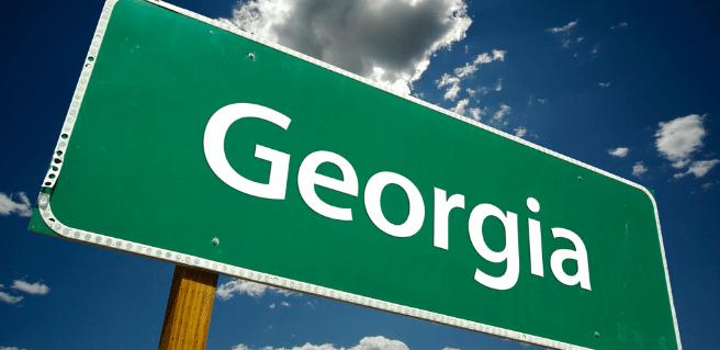 Georgia Road sign to depict Georgia economy