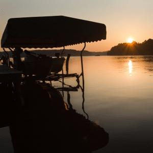 photo of lake oconee by del webb